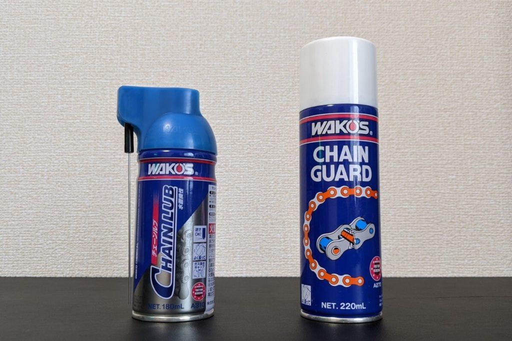 これだは持っておきたい!ロングツーリングに携行するべき道具:チェーン用潤滑油