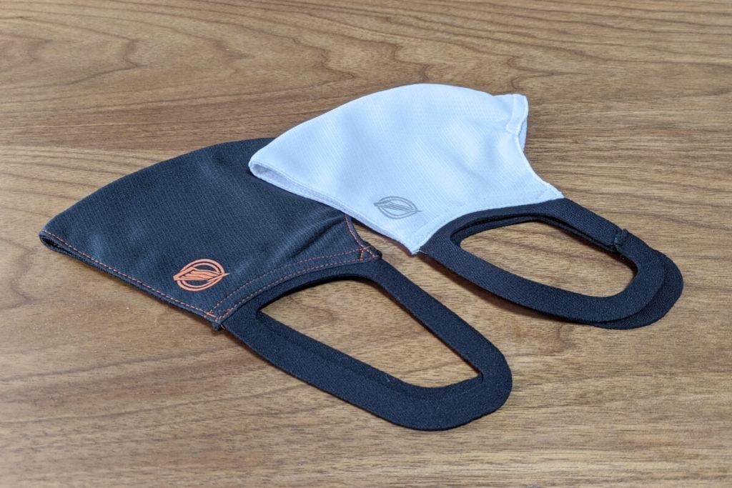 【吸汗速乾】HYOD 夏用 布製ドライマスクを使ってみた:耳ひも横幅調整
