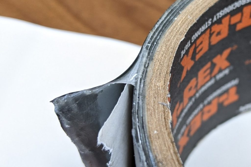 【破れたバイクカバー】捨てる前に!おすすめの補修剤と補修方法:TW-053