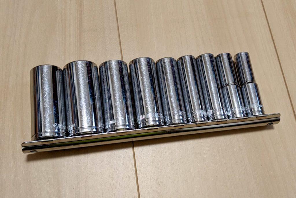 アストロプロダクツのソケットレンチセット